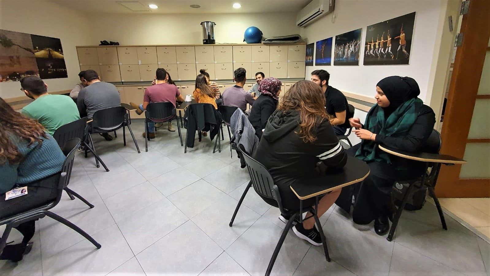 Shagi Beer Sheva – a Unique Model Integrating Dialogue and Volunteer work