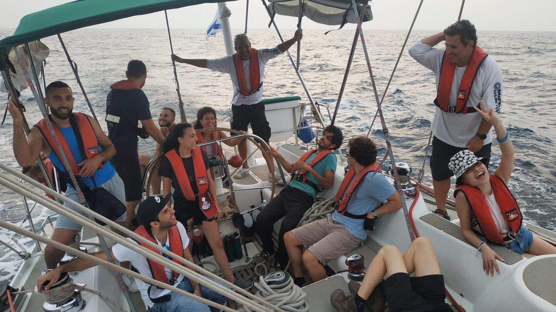 Intercultural Awareness on the Open Seas